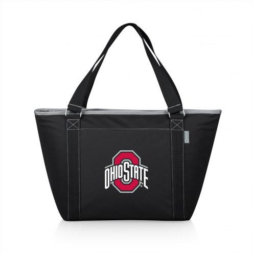 Ohio State Buckeyes NCAA Black Topanga Cooler Tote