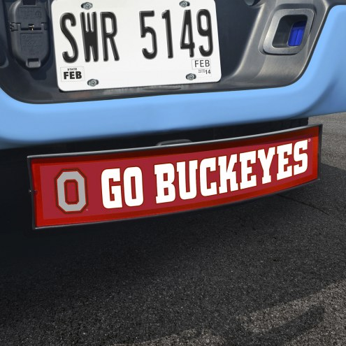 Ohio State Buckeyes NCAA Light Up Hitch Cover
