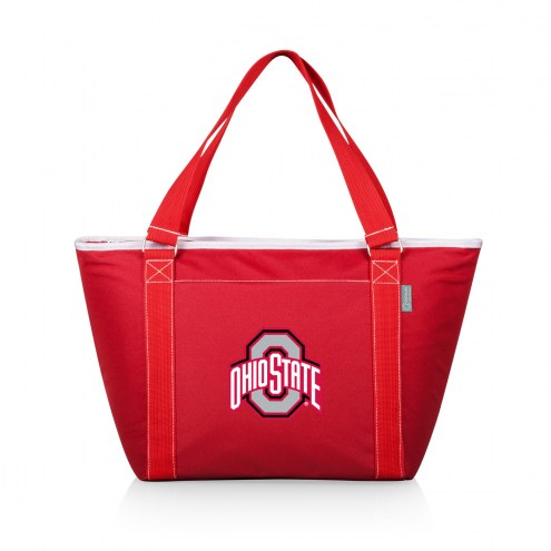 Ohio State Buckeyes NCAA Red Topanga Cooler Tote