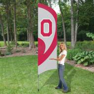Ohio State Buckeyes NCAA Tall Team Flag