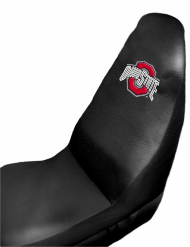 Ohio State Buckeyes Car Seat Cover
