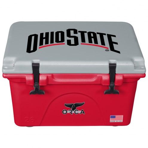 Ohio State Buckeyes ORCA 26 Quart Cooler