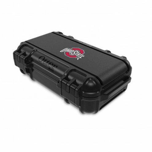 Ohio State Buckeyes OtterBox Black Drybox Phone Holder