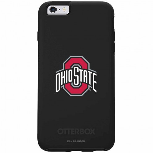 Ohio State Buckeyes OtterBox iPhone 6/6s Symmetry Black Case