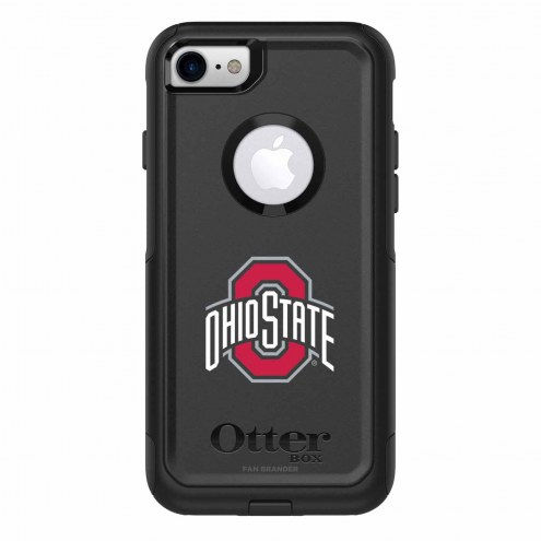 Ohio State Buckeyes OtterBox iPhone 8/7 Commuter Black Case
