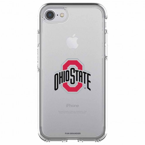 Ohio State Buckeyes OtterBox iPhone 8/7 Symmetry Clear Case