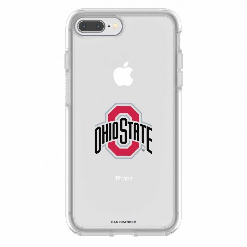 Ohio State Buckeyes OtterBox iPhone 8 Plus/7 Plus Symmetry Clear Case