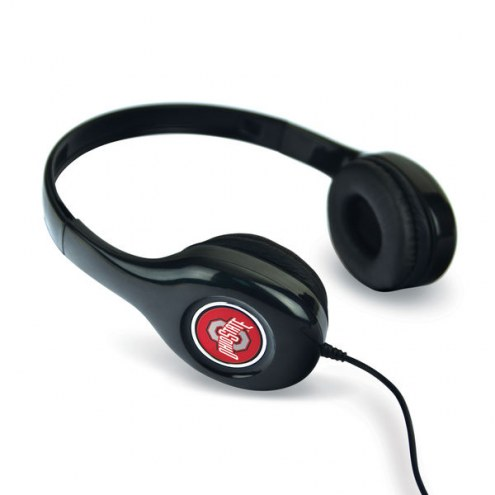 Ohio State Buckeyes Over the Ear Headphones