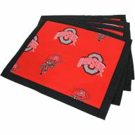 Ohio State Buckeyes Placemats
