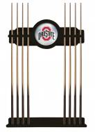 Ohio State Buckeyes Pool Cue Rack