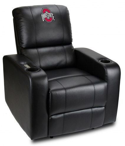 Ohio State Buckeyes Power Theater Recliner