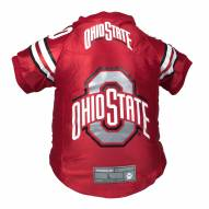 Ohio State Buckeyes Premium Dog Jersey