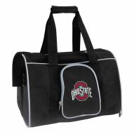 Ohio State Buckeyes Premium Pet Carrier Bag