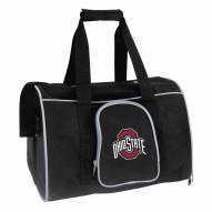 Ohio State Buckeyes Premium Pet Carrier Bag