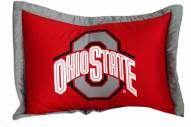 Ohio State Buckeyes Printed Pillow Sham