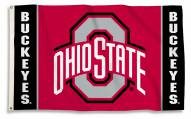 Ohio State Buckeyes Premium 3' x 5' Flag - Alternate