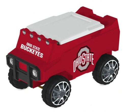 Ohio State Buckeyes Remote Control Rover Cooler