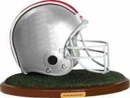 Ohio State Buckeyes Collectible Football Helmet Figurine