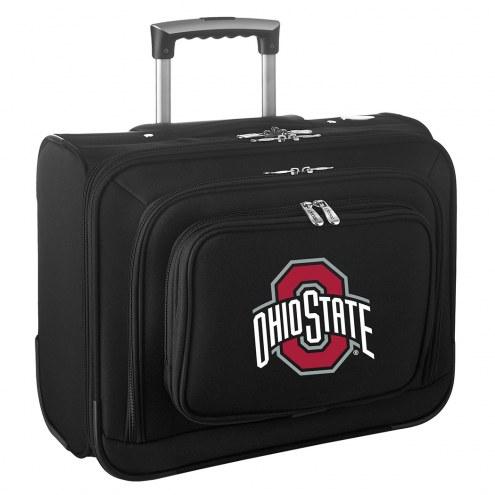 Ohio State Buckeyes Rolling Laptop Overnighter Bag