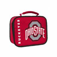 Ohio State Buckeyes Sacked Lunch Box