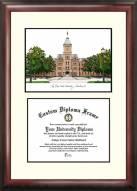 Ohio State Buckeyes Scholar Diploma Frame