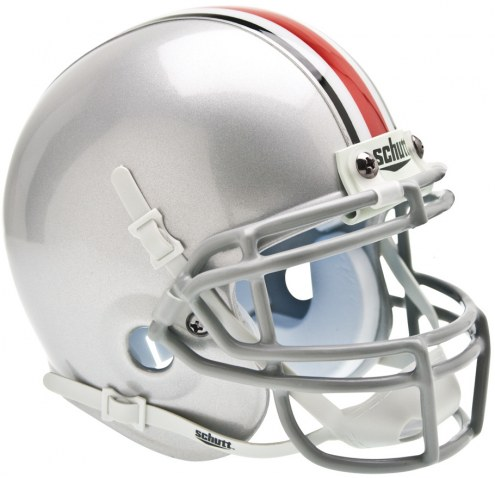 Ohio State Buckeyes Schutt Mini Football Helmet