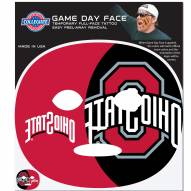 Ohio State Buckeyes Set of 4 Game Day Faces