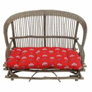 Ohio State Buckeyes Settee Chair Cushion