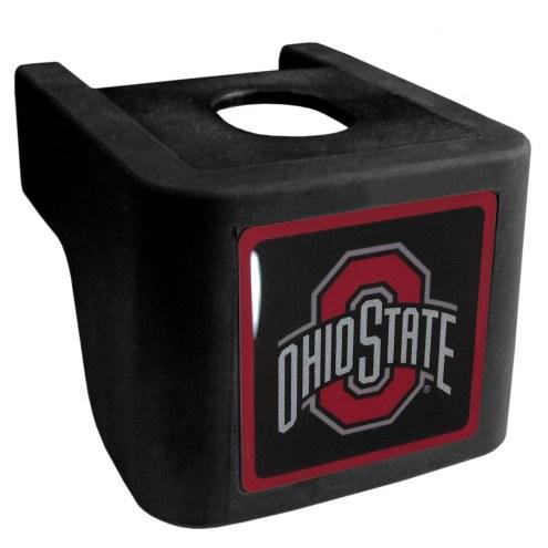 Ohio State Buckeyes Shin Shield Hitch Cover