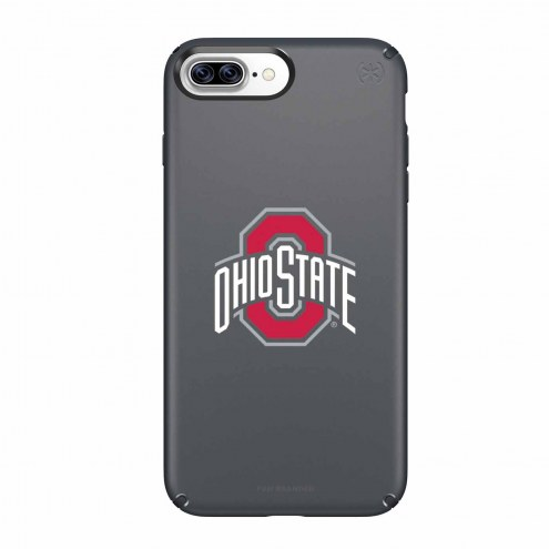 Ohio State Buckeyes Speck iPhone 8 Plus/7 Plus Presidio Black Case