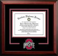 Ohio State Buckeyes Spirit Diploma Frame