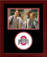 Ohio State Buckeyes Spirit Horizontal Photo Frame
