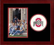 Ohio State Buckeyes Spirit Vertical Photo Frame