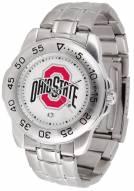 Ohio State Buckeyes Sport Steel Men's Watch