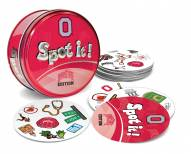 Ohio State Buckeyes Spot It! Card Game