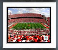 Ohio State Buckeyes Stadium 2008 Framed Photo