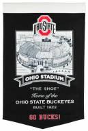 Ohio State Buckeyes Stadium Banner