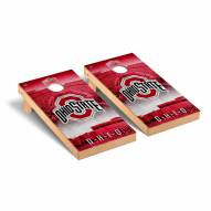 Ohio State Buckeyes Stadium Cornhole Game Set