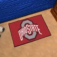 Ohio State Buckeyes Starter Rug