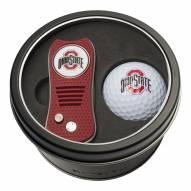 Ohio State Buckeyes Switchfix Golf Divot Tool & Ball