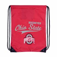Ohio State Buckeyes Team Spirit Backsack