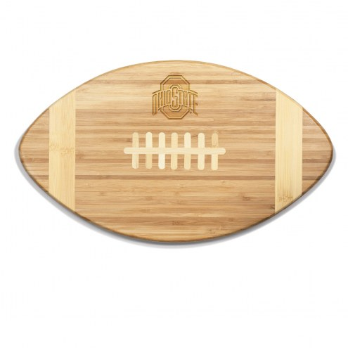 Ohio State Buckeyes Touchdown Cutting Board