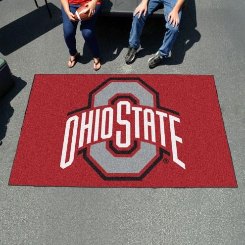 Ohio State Buckeyes Ulti-Mat Area Rug