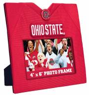 Ohio State Buckeyes Uniformed Picture Frame