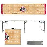 Ohio State Buckeyes Victory Folding Tailgate Table