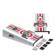 Ohio State Buckeyes Mini Cornhole Set