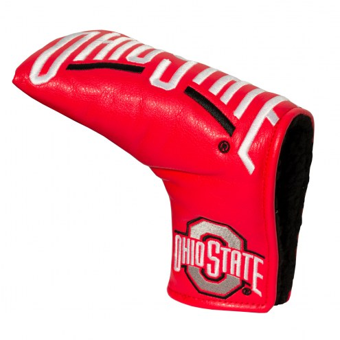 Ohio State Buckeyes Vintage Golf Blade Putter Cover