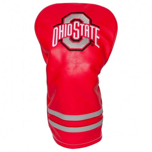 Ohio State Buckeyes Vintage Golf Driver Headcover