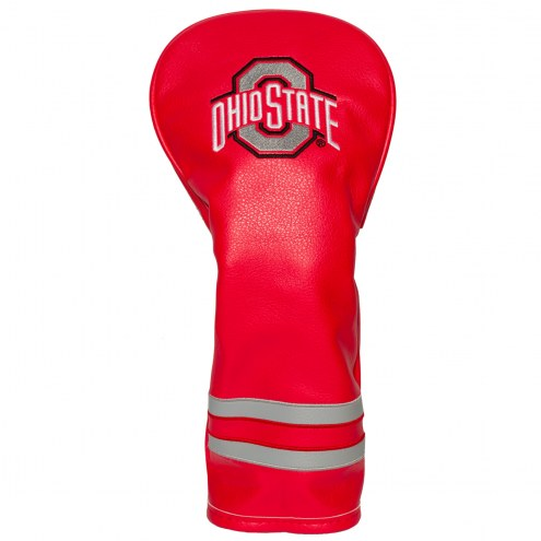 Ohio State Buckeyes Vintage Golf Fairway Headcover