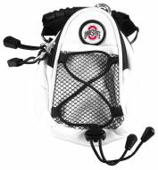 Ohio State Buckeyes White Mini Day Pack
